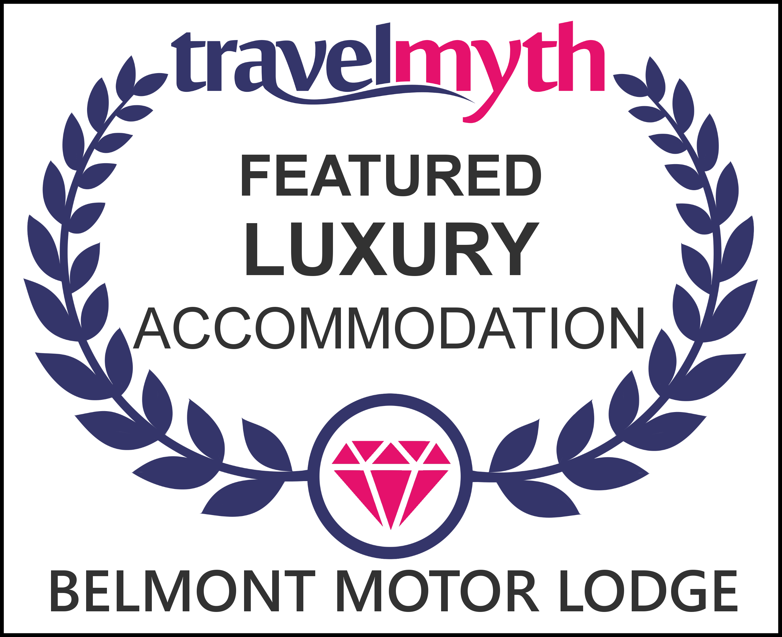 Travel myth award